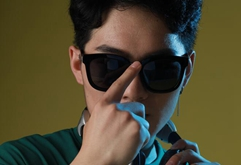 皇族DJ培训学员杨文旭写真照