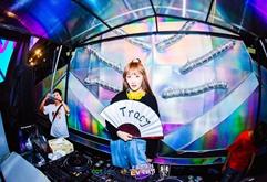皇族DJ合作电音节上海EV现场照片