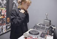 江苏DJ学员王紫涵打碟练习照片