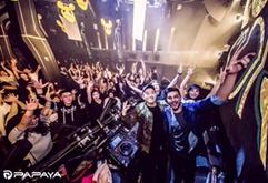 广州天宫派对现场嘉宾DJ现场互动视频