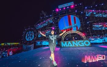 皇族DJ学院MC导师MANGO音乐节现场照(上)