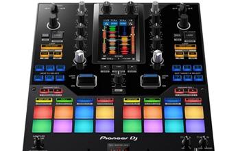 【最新发布】DJM-S11专业2声道DJ混音器