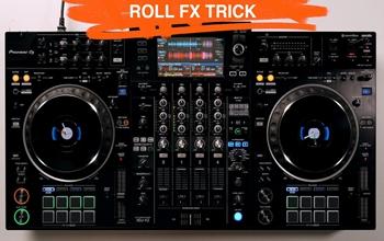 身为DJ,你要懂的混音台上的FX效果