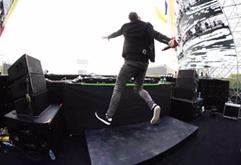 国外嘉宾DJ现场打碟视频