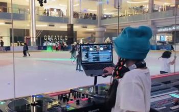 还记得以前有溜冰场的DJ吗?
