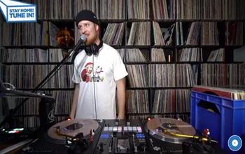 DJ大师Scratch搓盘直播秀