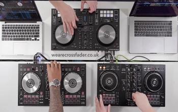 三位DJ同时上演Mix搭配!