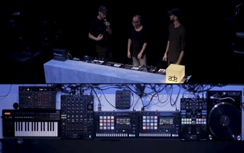 现场操作最炫的DJ打碟组合操作