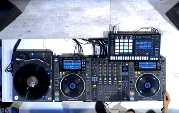这位女DJ的实力,真的强!