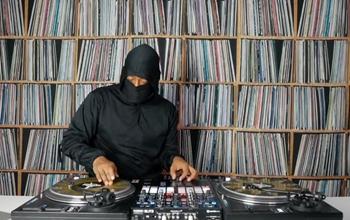 一个非常爱搞怪的Scratch DJ