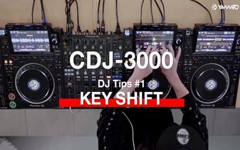 Yamato - CDJ-3000 Key玩法演示