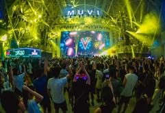 迈阿密酒吧嘉宾DJ现场表演视频