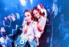 网红嘉宾DJ酒吧现场打碟MV视频