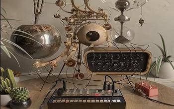 你永远都不知道你的身边有多少音乐道具