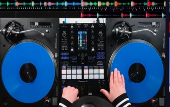 松下PL1210唱机&先锋DJM S11混音台&PHASE数字传输器